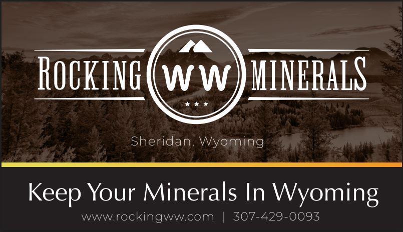 Rocking Minerals Logo