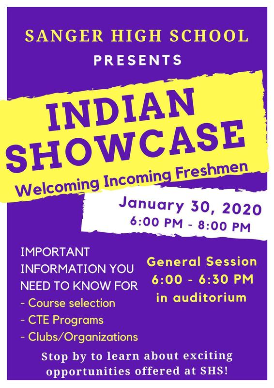 Indian Showcase