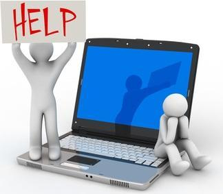 Technology Support clipart
