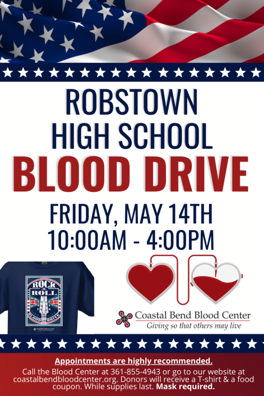 Last Blood Drive of the School Year Featured Photo