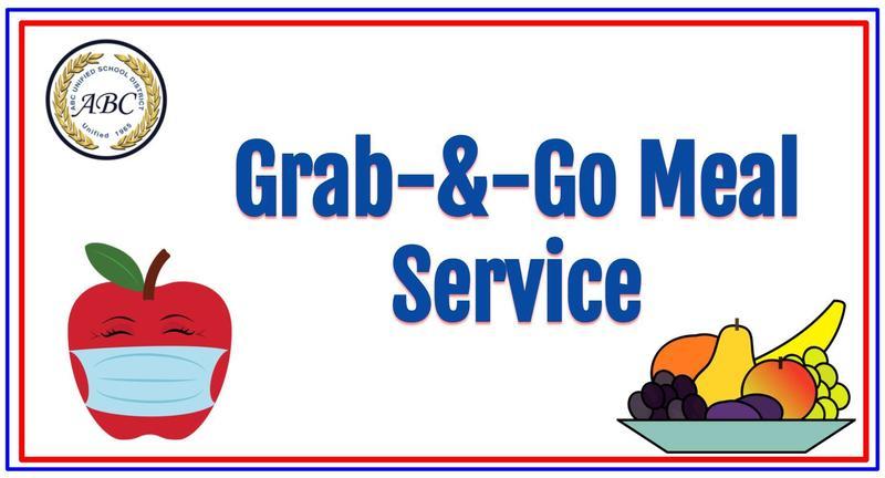 Grab-&-Go Meal Service banner