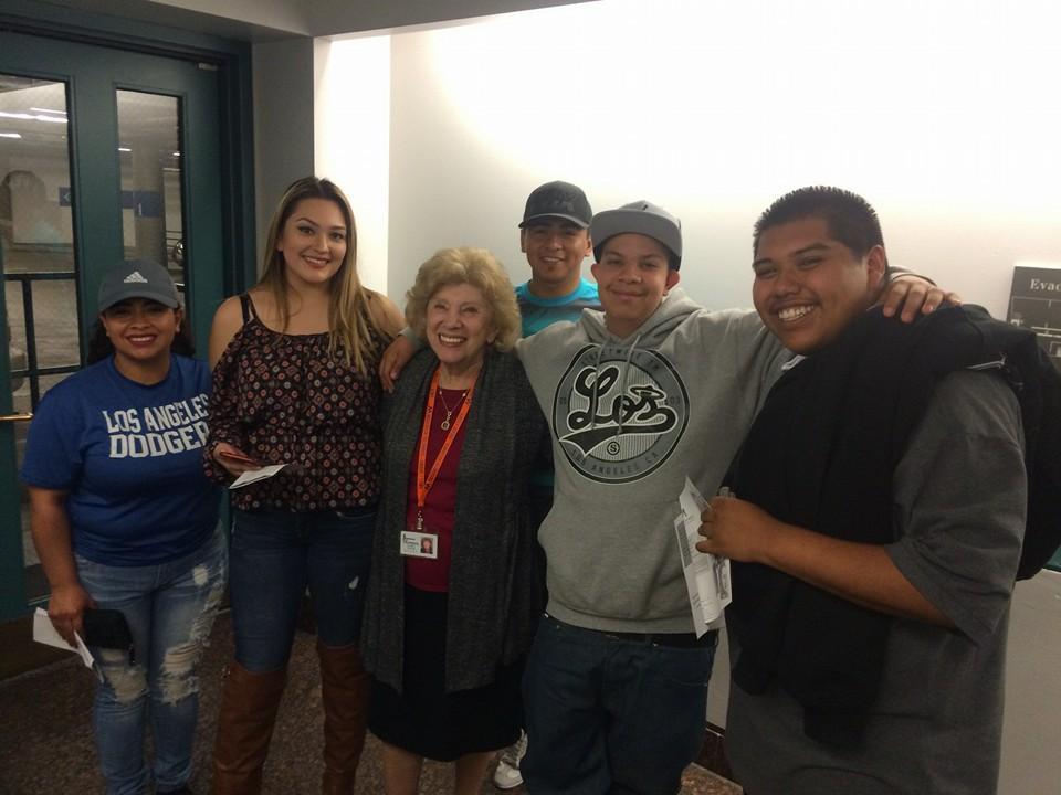 Norwalk students