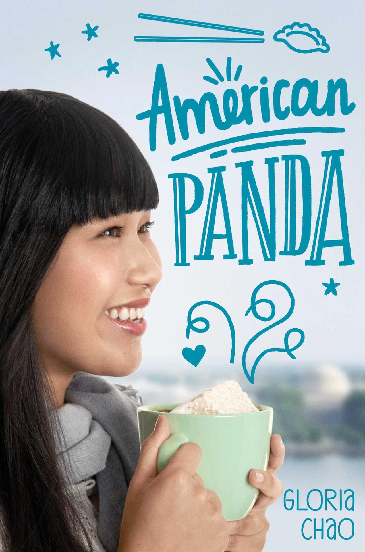 Book cover for American Panda