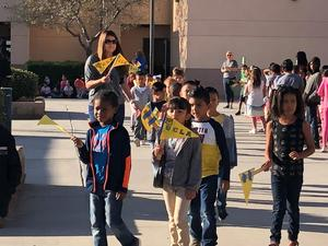 Students representing University of California, Los Angeles