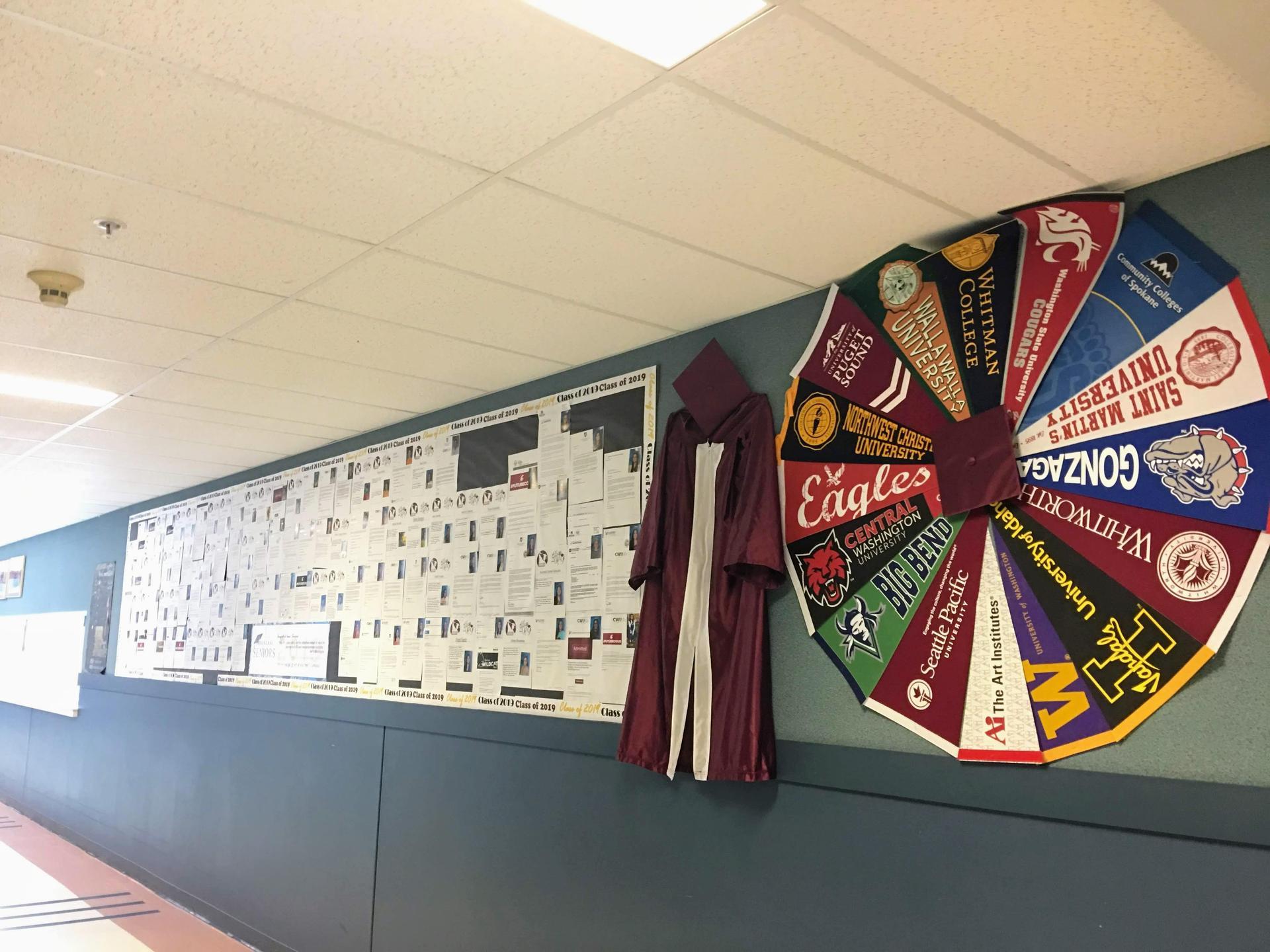 Senior Wall 2019