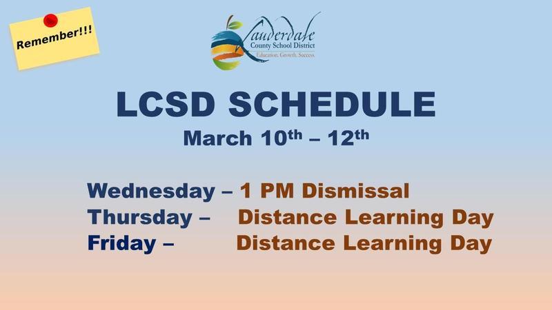 Schedule Reminder