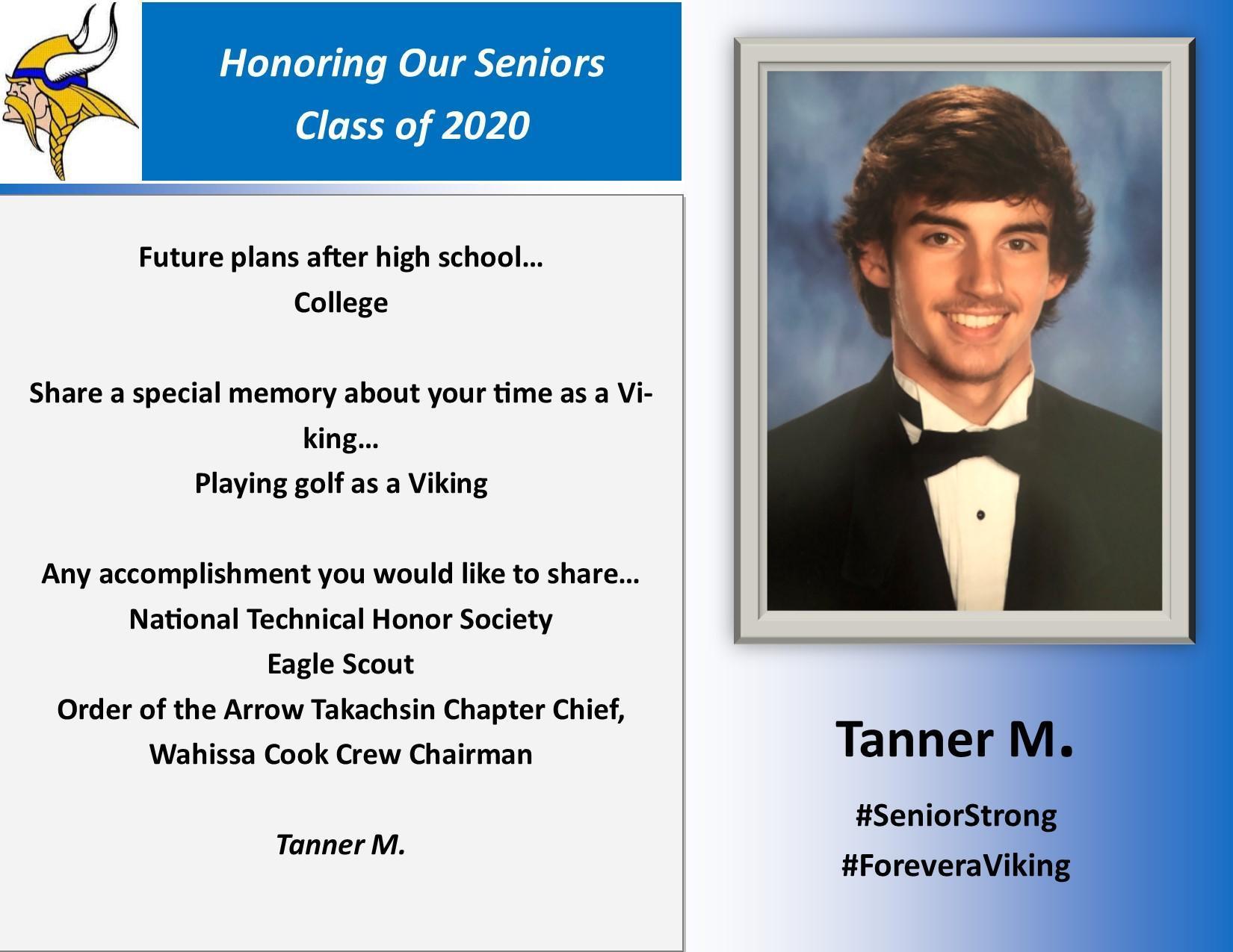 Tanner M