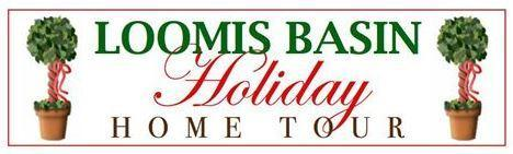 Loomis Basin Holiday Home Tour Featured Photo
