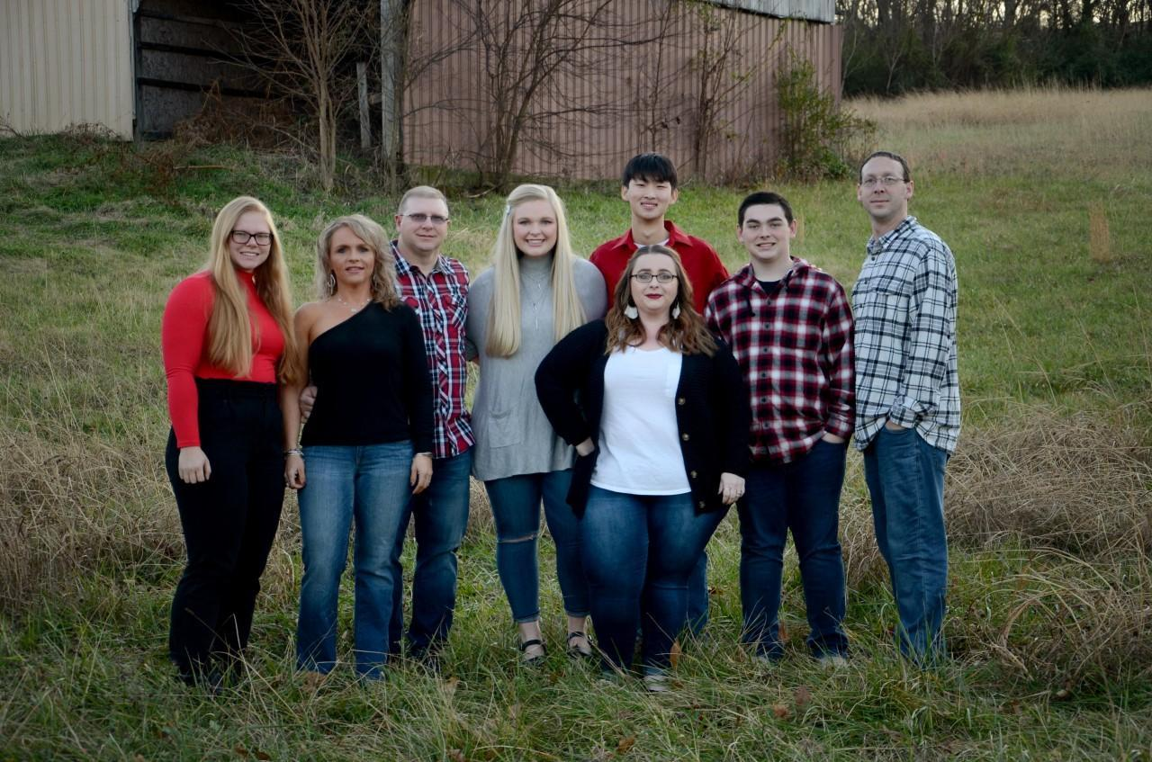 More of my family