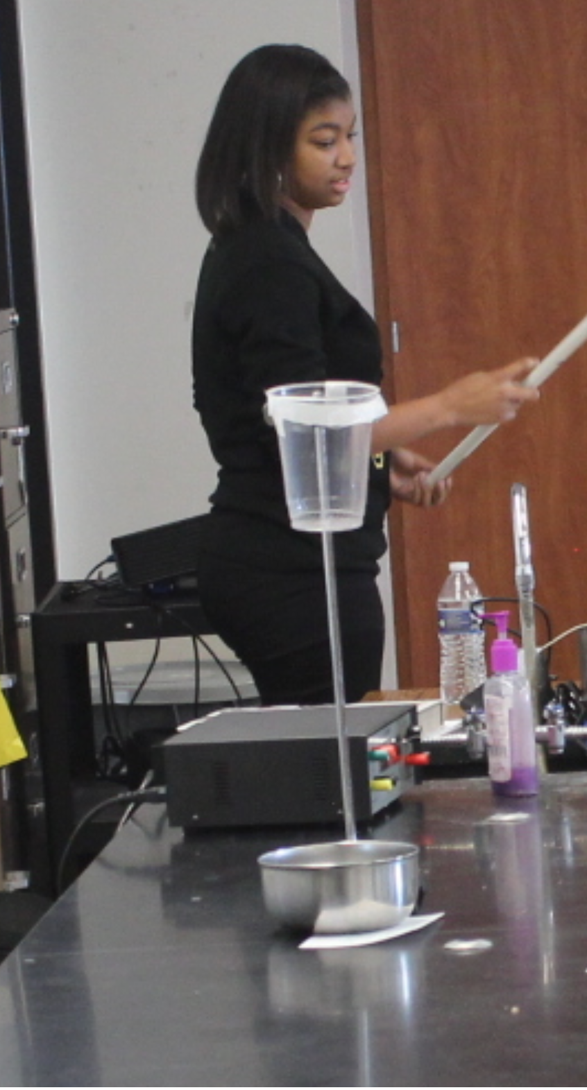 Electric Force Demo