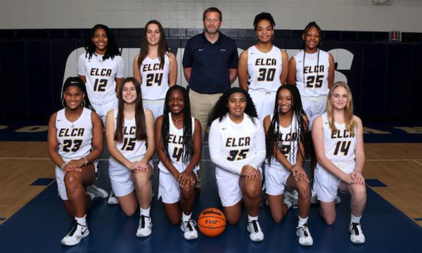 GHSA State Play-offs •Girls' Basketball Image