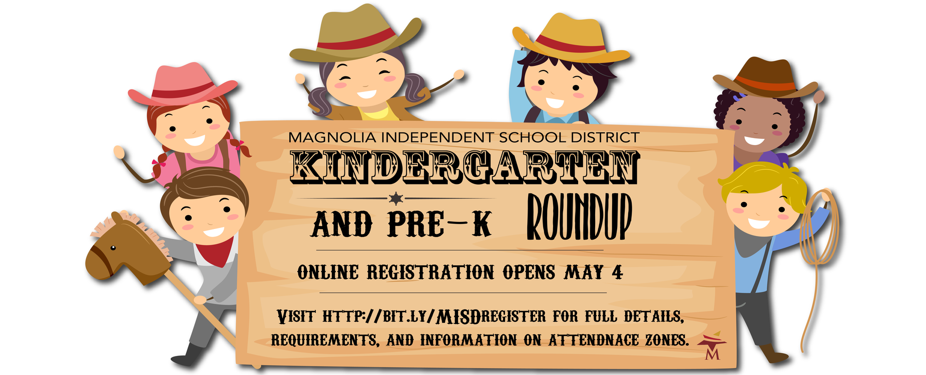 Pre-K and Kinder Registration for 2020-2021 School Year