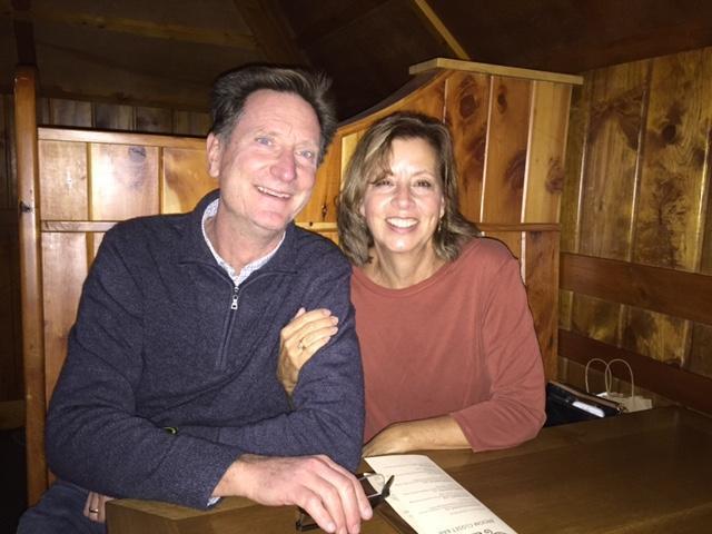 Jim and Beth ( Arnold) Brasch `76
