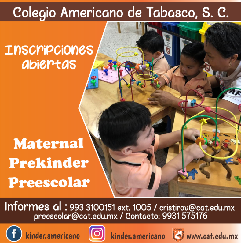 Maternal, Prekinder y Preescolar Featured Photo