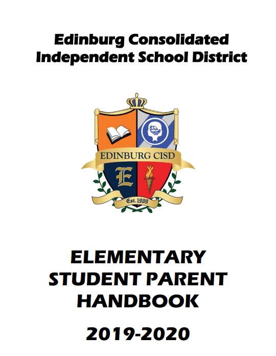 Student Parent Handbook