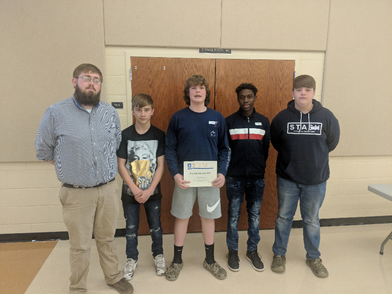 Cheraw FFA compete at State level Featured Photo