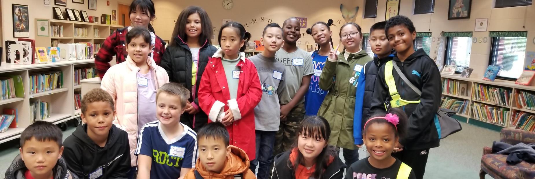Chinese Students & Ambassadors