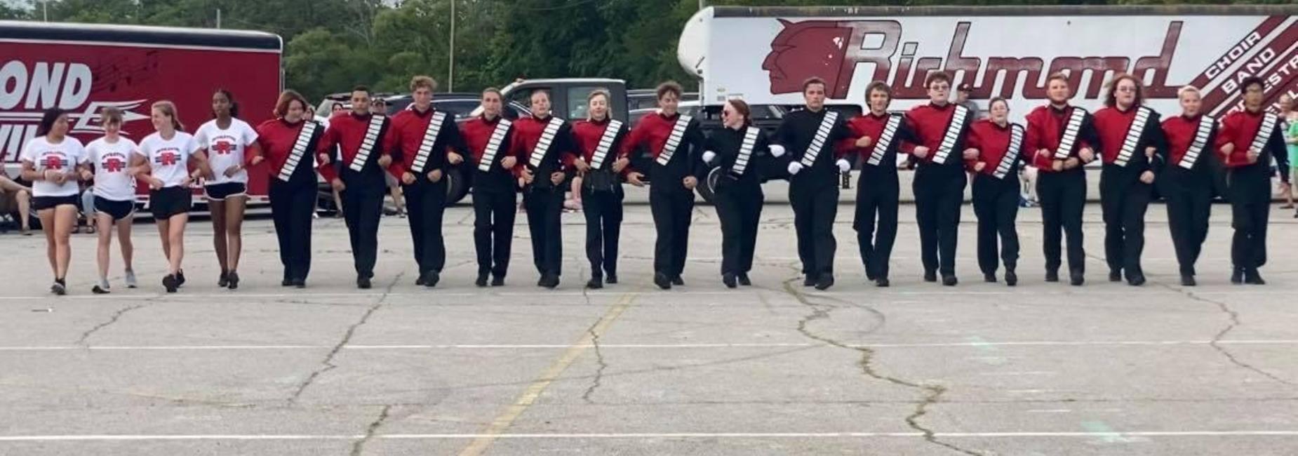 RHS Marching Band SENIORS
