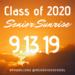Senior Sunrise 9.13.19