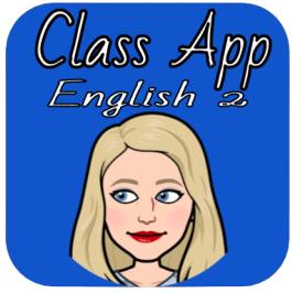 English 2 Class App