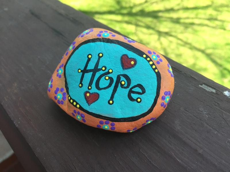 My Hope Rock Project 2020 Featured Photo