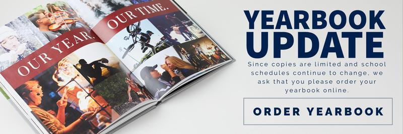 Buy a yearbook online!