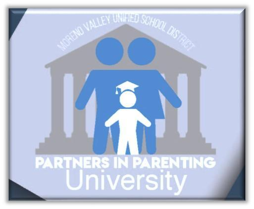Partners in Parenting Workshops