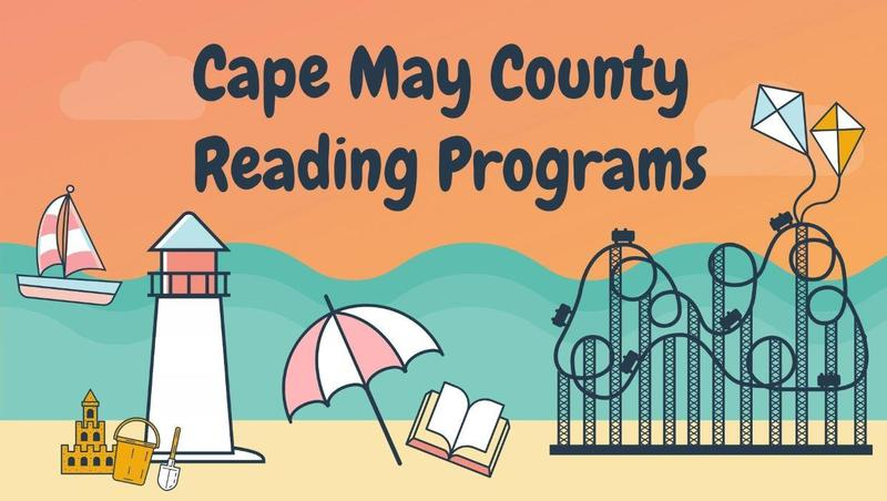 Reading Programs at the Cape May County Library Thumbnail Image