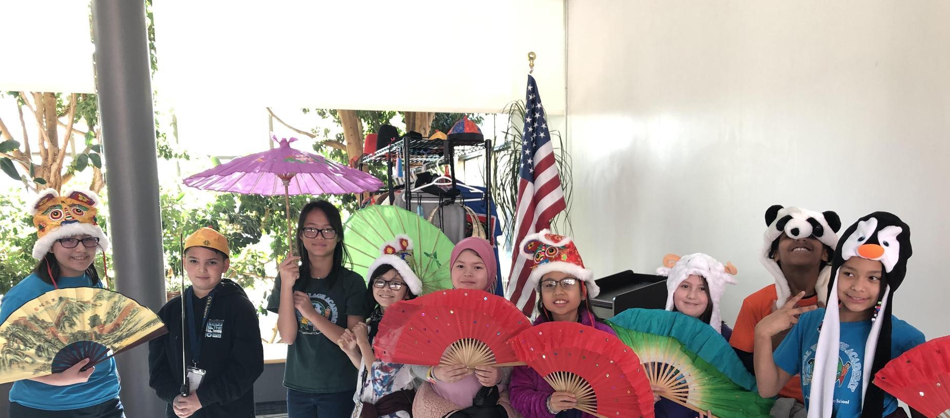 4th & 5th grade Field Trip to Confucius Society