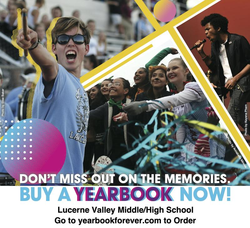 It's Time To Buy Your Yearbook Now! Featured Photo