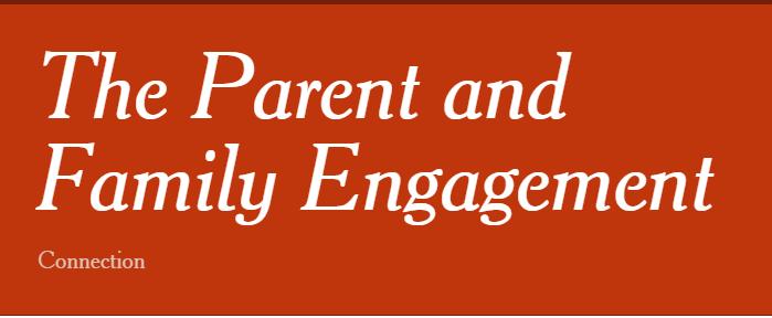 Title 1 Parent Engagement Featured Photo