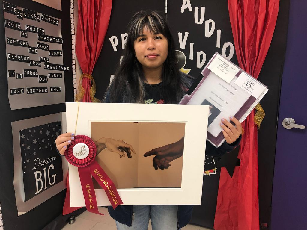 Leticia Gutierrez - 2nd Place Photography
