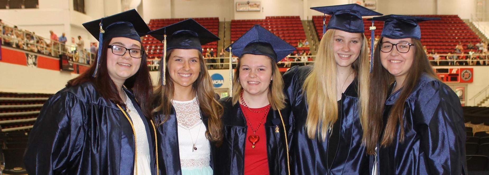 Sycamore High School 2019 graduation