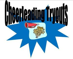 8th Grade Girls to Covington High Cheerleader tryout set