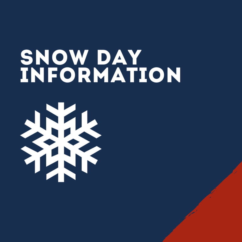Snow Day Graphic
