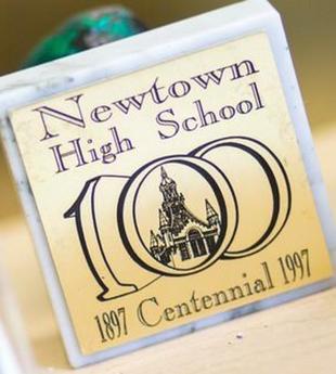 high school stamp