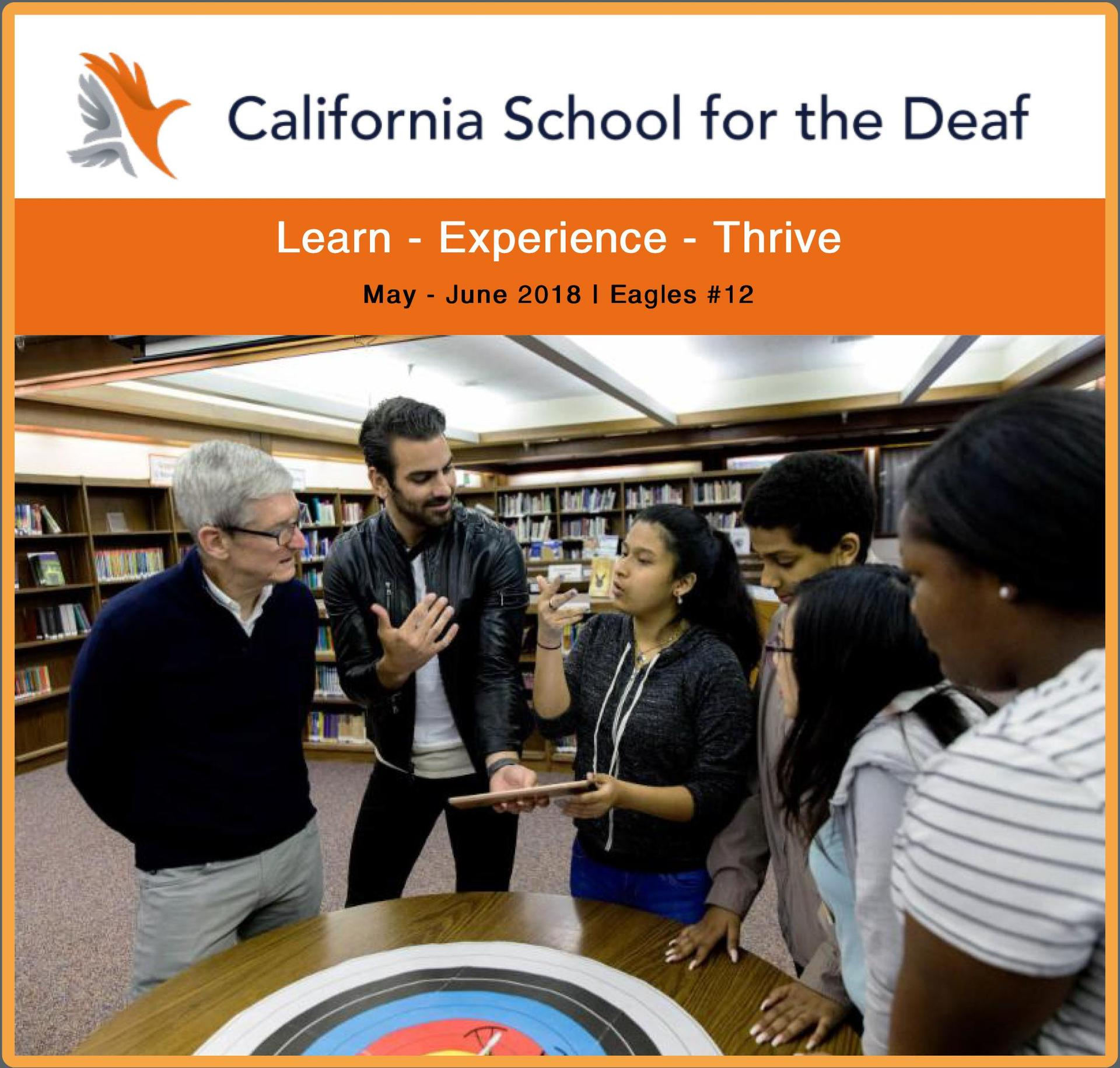 Click to read May-June 2018 CalNews