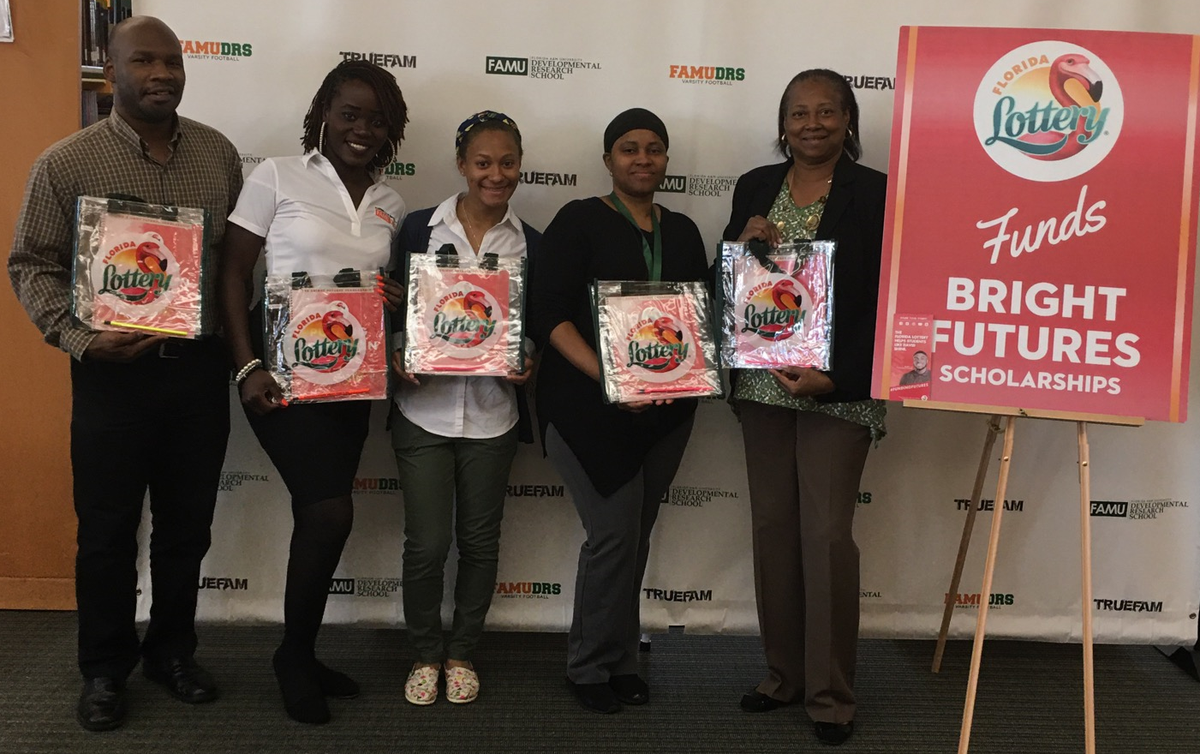 FAMU DRS Partners with the Florida Lottery