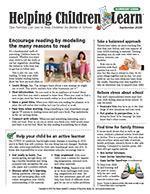 September 2020 Parent Institute Newsletter Featured Photo