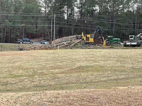 Woodland High School Construction