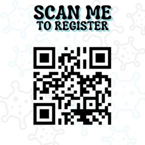 QR code to register