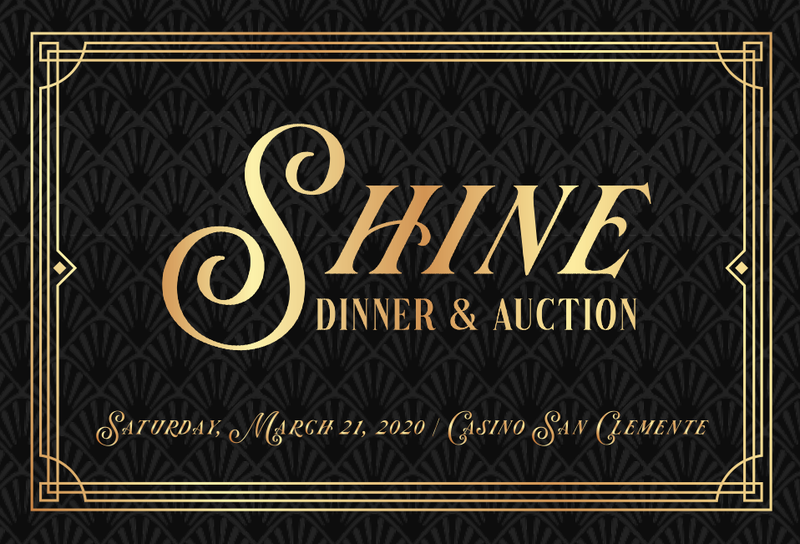 **New Date** SHINE Dinner and Auction Featured Photo