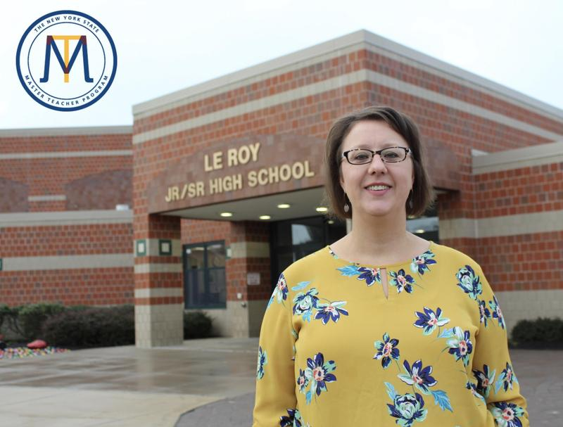 Mrs. Taryn Nole Selected for Master Teacher Program Featured Photo