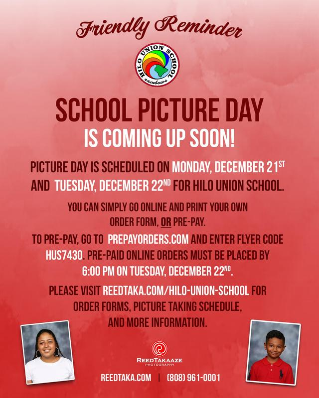 Hilo Union Picture Day Reminder.jpg