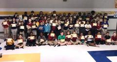 Principal's 200 Club Winners