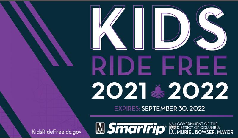 Kids Ride Free Program Featured Photo