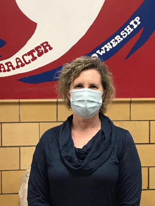 Picture of Julia Mitchell, 2021 Teacher of the Year