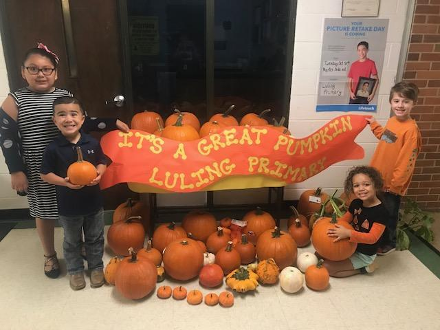It's a Great Pumpkin, Luling Primary Thumbnail Image