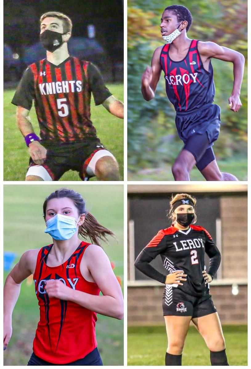 Athletes of the Week - October 12-18