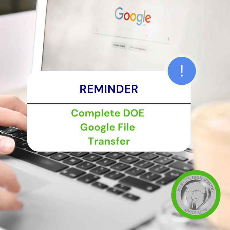 Complete Google File Transfer